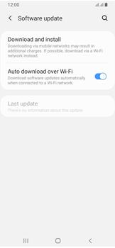 Samsung Galaxy A40 - Device - Software update - Step 6