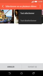 HTC Desire 610 - Photos, vidéos, musique - Envoyer une photo via Bluetooth - Étape 9