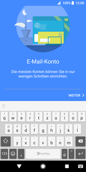 Sony Xperia XZ2 - E-Mail - Konto einrichten (outlook) - 7 / 19