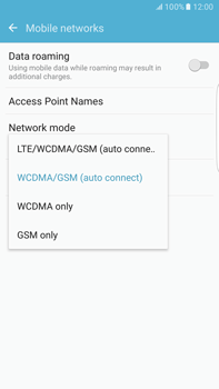 Samsung Samsung G928 Galaxy S6 Edge + (Android M) - Network - Enable 4G/LTE - Step 6