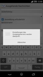 Sony D5103 Xperia T3 - E-Mail - Konto einrichten - Schritt 15