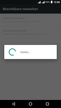 Acer Liquid Zest 4G Plus DualSim - Netwerk - Handmatig een netwerk selecteren - Stap 8