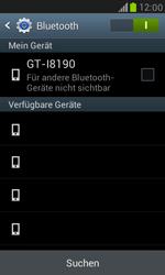 Samsung I8190 Galaxy S3 Mini - Bluetooth - Geräte koppeln - Schritt 8