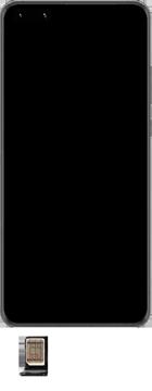 Huawei P40 Pro - Premiers pas - Insérer la carte SIM - Étape 4