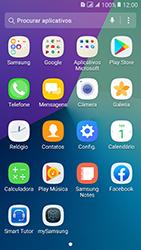 Samsung Galaxy J2 Prime - Rede móvel - Como ativar e desativar o roaming de dados - Etapa 3