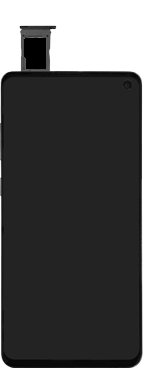 Samsung Galaxy S10e - SIM-Karte - Einlegen - Schritt 6