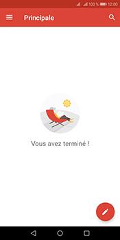 Huawei Y6 (2018) - E-mails - Ajouter ou modifier votre compte Gmail - Étape 15