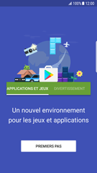 Samsung Galaxy S7 Edge - Android N - Applications - Configuration de votre store d