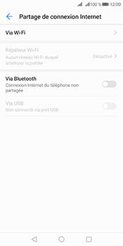 Huawei Mate 10 Pro - Internet et connexion - Partager votre connexion en Wi-Fi - Étape 5