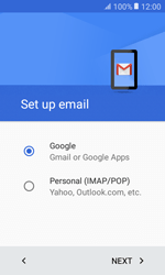 Samsung G389 Galaxy Xcover 3 VE - E-mail - Manual configuration (gmail) - Step 9