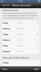 Apple iPhone 5 - Apps - Einrichten des App Stores - Schritt 10