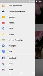 Sony Xperia XZ1 - Photos, vidéos, musique - Envoyer une photo via Bluetooth - Étape 7
