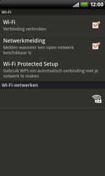 HTC S510b Rhyme - wifi - handmatig instellen - stap 7