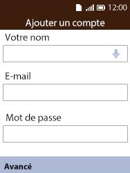 Alcatel 3088X - E-mails - Ajouter ou modifier votre compte Yahoo - Étape 6