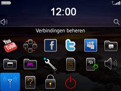 BlackBerry 9780 Bold - bluetooth - aanzetten - stap 3