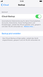 Apple iPhone 7 - Software - iCloud synchronisieren - 6 / 10