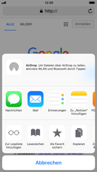 Apple iPhone 6 - Internet - Internet verwenden - 6 / 17