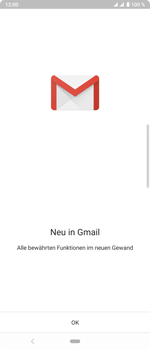 Sony Xperia 10 Plus - E-Mail - Konto einrichten (gmail) - Schritt 5