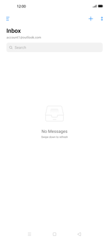 Oppo Find X2 - E-mail - 032c. Email wizard - Outlook - Step 11