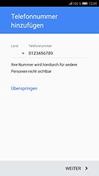 Huawei Honor 9 - Apps - Konto anlegen und einrichten - 13 / 20