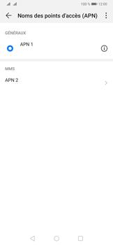 Huawei P30 - MMS - Configuration manuelle - Étape 15