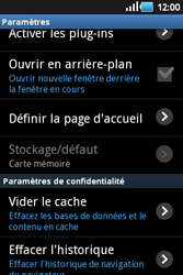 Samsung S5660 Galaxy Gio - Internet - Configuration manuelle - Étape 15