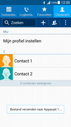 Samsung Galaxy Grand Prime VE (SM-G531F) - Contacten en data - Contacten overzetten via Bluetooth - Stap 12