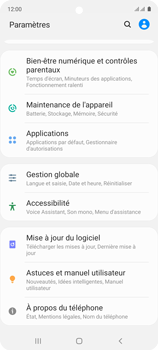 Samsung Galaxy A51 - Applications - Supprimer une application - Étape 4