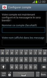 Samsung S7710 Galaxy Xcover 2 - E-mail - Configuration manuelle - Étape 17