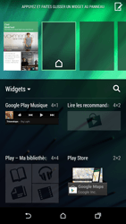 HTC One (M8) - Applications - Personnaliser l