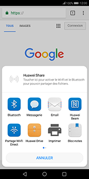 Huawei Mate 10 Pro - Internet et roaming de données - Navigation sur Internet - Étape 21