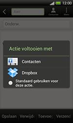HTC C525u One SV - E-mail - e-mail versturen - Stap 5