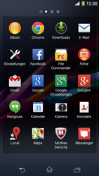 Sony Xperia Z1 - Software - Installieren von Software-Updates - Schritt 4