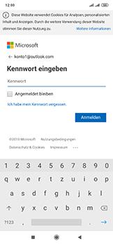 Xiaomi Mi Mix 3 5G - E-Mail - 032c. Email wizard - Outlook - Schritt 10