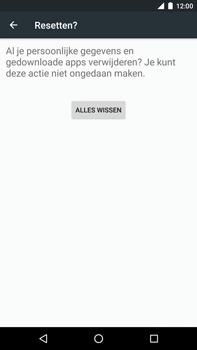 Huawei Google Nexus 6P - Resetten - Fabrieksinstellingen terugzetten - Stap 7