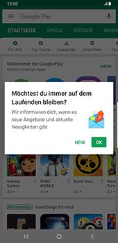 Samsung Galaxy S9 Plus - Android Pie - Apps - Nach App-Updates suchen - Schritt 4