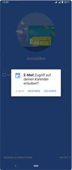 Sony Xperia 1 - E-Mail - Konto einrichten (outlook) - Schritt 11