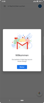 Sony Xperia 10 Plus - E-Mail - Konto einrichten (gmail) - Schritt 14