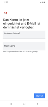 Samsung Galaxy S20 5G - E-Mail - 032b. Email wizard - Yahoo - Schritt 13