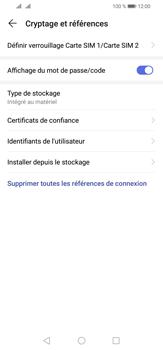 Huawei P30 Lite - Prise en main - Comment activer un code SIM - Étape 6