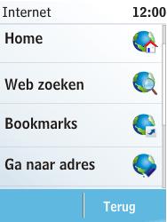 Nokia C3-01 - internet - hoe te internetten - stap 3