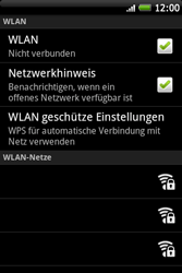 HTC Wildfire S - WLAN - Manuelle Konfiguration - 1 / 1
