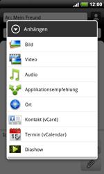 HTC A9191 Desire HD - MMS - Erstellen und senden - Schritt 14