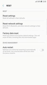 Samsung Samsung G928 Galaxy S6 Edge + (Android N) - Device - Factory reset - Step 7