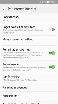 Samsung Galaxy A8 - Internet et roaming de données - Configuration manuelle - Étape 27