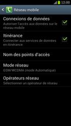 Samsung I9300 Galaxy S III - Internet - Désactiver du roaming de données - Étape 6