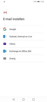 Huawei P Smart Z - E-mail - e-mail instellen (gmail) - Stap 7