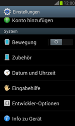 Samsung Galaxy S III Mini - Software - Installieren von Software-Updates - Schritt 5