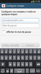 Samsung Galaxy S 4 Mini LTE - E-mail - configuration manuelle - Étape 5