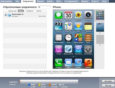 Apple iPhone 4 (iOS 6) - apps - account instellen - stap 16